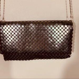 LF shiny disco bag NWOT - crossbody or clutch